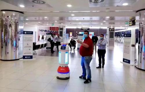 疫情之下,智能机器人行业迎来发展新机遇和新挑战