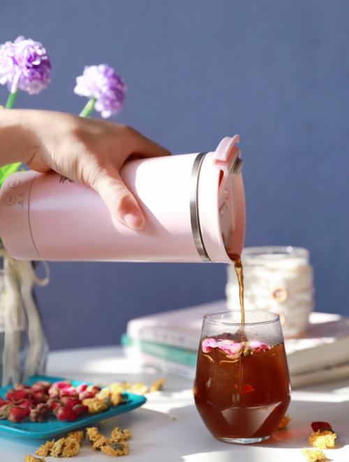 教你如何在双十二买一款最实惠的养生杯!